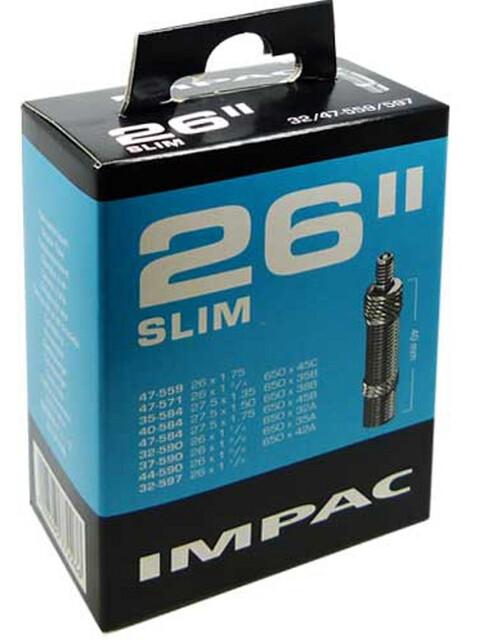 "Impac Slim binnenband 26"" zwart"